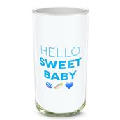Baby Boy Emoji Vase