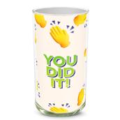 Congrats Emoji Vase