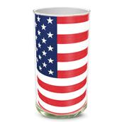 American Flag Vase