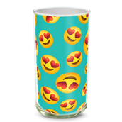 Heart Eye Emoji Vase
