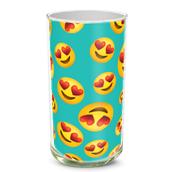 Heart Eye Emoji Vase