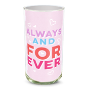 Always and Forever Vase