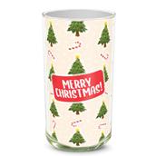 Christmas Tree Vase